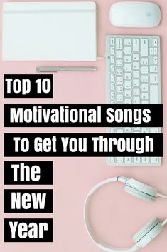 10 Motivational Songs | Happy New Year Gorgeous! Needing a few motivational and high vibe songs to get you through the New Year? Check out this playlist to get you on your feet and moving and grooving immediately!