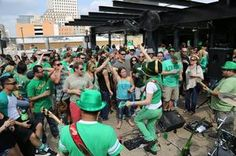 Day Party Celebrating St. Patrick's Day and SXSW with More Cowbell! More Cowbell Tuesday, March 17, 2015 from 2:00 PM to 7:00 PM (CDT) Austin, TX