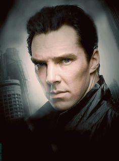 Khan- Helloooooo Benedict Cumberbatch...