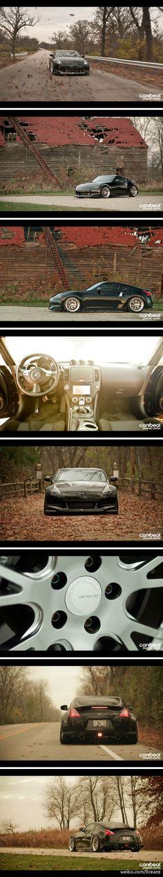 Custom Nissan 370Z autonutz.blogspot.com