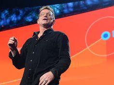 Bono: The good news on poverty (Yes, there's good news) via TED