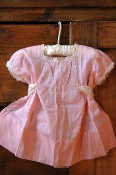 Found on etsy.  Vintage girl's dress.
