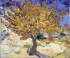Something Tells Me Van Gogh Really Liked Trees – Treeification