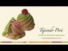Spiral Hat Pattern how to from the Stitch Niche Lace Knitting, Knitting Stitches, Knitting Patterns, Knit Crochet, Crochet Hats, Knitting Videos, Cute Hats, Kids Hats, Knitting Tutorials