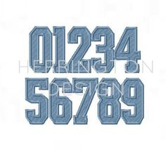 Supreme Best Stitches In Embroidery Ideas. Spectacular Best Stitches In Embroidery Ideas. Embroidery Monogram, Embroidery Fonts, Machine Embroidery Designs, Varsity Letter, Satin Stitch, New Fonts, Outline, Numbers, Lettering