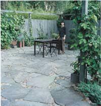 Bildresultat för stenplattor till trädgård