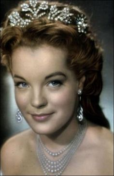 Romy Schneider was an Austrian-born German film actress who also held French citizenship.