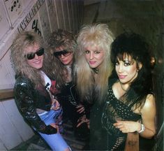 Hard Magazine France No March 1989 80s Hair Metal, Hair Metal Bands, 80s Hair Bands, Rock N Roll, Eighties Style, Heavy Metal Girl, Lita Ford, Women Of Rock, Glam Metal
