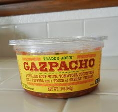 trader joes gazpacho