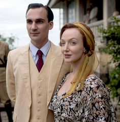 Ralph and Madeleine - Indian Summers series 2