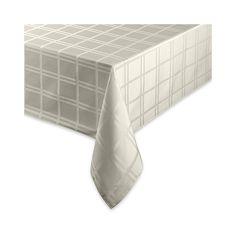 Origins™ Microfiber 60-Inch Round Tablecloth in Peridot