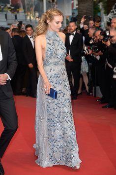 Diane Kruger de Prada - Cannes 2015