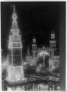 Luna Park, Coney Island, New York, c. 1922