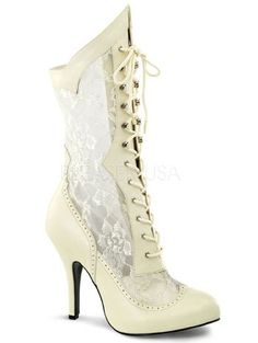 Ivory Lace Victorian Wide Width Shaft Calf Boot - 8 Funtasma http://www.amazon.com/dp/B008N038EY/ref=cm_sw_r_pi_dp_Jn8gwb16K1J5N