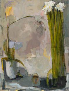 Be Still, Still Life, Contemporary Paintings, Art Lessons, Folk Art, Lisa, Tabletop, Floral, Artist