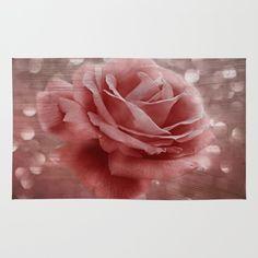 Vintage Dusty Rose by Judy Palkimas