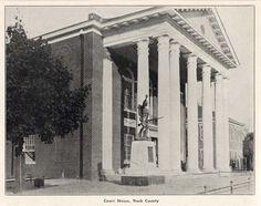 Nash County Courthouse @ Nashville