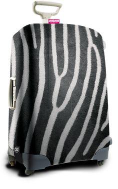 Original SUITSUIT Black & White Zebra Suitcase Cover Luggage Bag Protector for sale online Luggage Cover, Luggage Bags, Luggage Accessories, White Zebra, Online Travel, Travel News, Suitcase, Black And White, The Originals