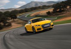Mit dem neuenAudi TTS Coupéentscheidet man sich für eine konsequente Fahrmaschine. Mit einer Leistung von 310 PS, demFahrdynamiksystem Audi drive select, einem Sechsganggetriebe, permanentem qua...