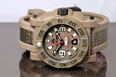 Reactor - Bullet Proof Watches 10 Year power cell the best SPORT watch... PERIOD WITH H3 - Glass Tubes that glow in the dark 24/7 for 20 years - No Light needed. NEVER DARK - state-of-the-art technology