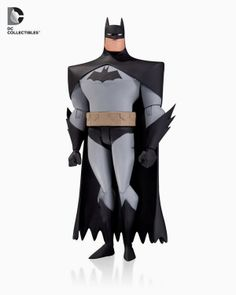 Toyriffic: DC Collectibles 2014 Line-up Toy Fair Reveals :: The New Adventures of Batman Batman Animated action figure