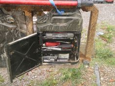 Jerry Can Toolbox Writeup - JeepForum.com
