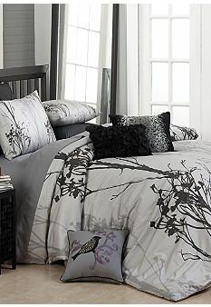 Comforters Sets, Bedding Collections, & Down Comforters Queen Comforter Sets, Bedding Sets, King Comforter, Modern Duvet Covers, Grey Walls, My New Room, Bedding Collections, Apartment Living, Bed Spreads