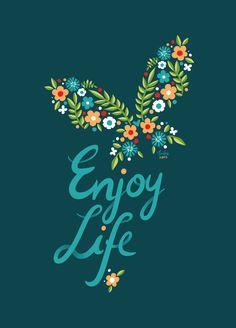 Enjoy Life by freeminds on DeviantArt