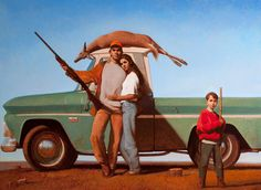 Bo Bartlett: Young Life 1994