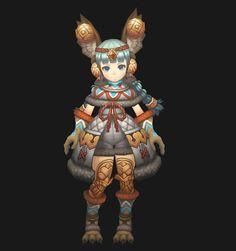 3D Portfolio  Dragon Nest 3D character Concept art by * NASARU * : https://www.artstation.com/artwork/5Zvqw