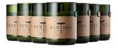 Wine-Scented Soy Candles - Kaufmann Mercantile