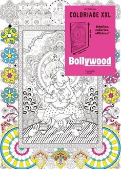 Coloring Books Bollywood Rv Shelf Palette Mandalas Book Pages Art Drawings