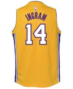 Nike Brandon Ingram Los Angeles Lakers Icon Swingman Jersey bfaa30e17