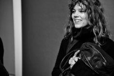 Découvrez en exclusivité les photos backstage de la campagne Automne-Hiver 13/14 avec Freja Beha Erichsen, par Inez & Vinoodh.