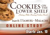 """Online study with the author, Pam Gillaspie, beginning 1/10/13! FREE except for cost of the book - Purchase your copy today!"""""""