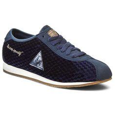 Sneakersy LE COQ SPORTIF - Wendon W Velvet 1520907 Dress Blue