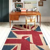 Love the rug!
