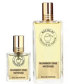Number One Intense  Eau de Parfum by  PARFUMS DE NICOLAI // I tried this in a sample pack from Wild Lily. It smelled like old lady on me. Reminiscent of Tiffany's, to my blunted and ignorant nose. Powdery and fake; I could not find the jasmine.