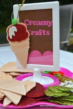 End of School party/Ice Cream Social Graduation/End of School Party Ideas | Photo 31 of 40 | Catch My Party