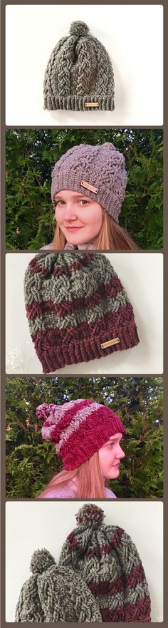 4b748e55c88 Dreaming of the Slopes Cable Stitch Hat