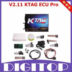 190.00$  Buy here - http://alidsh.shopchina.info/1/go.php?t=32330799957 - V2.11 KTAG K-TAG ECU Programming Tool Master Version with Unlimited Token Hardware V6.070 With ECM TITANIUM V1.61 18475 Driver  #buyininternet