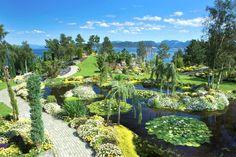 **Flor og Fjaere (island garden) - Stavanger, Norway