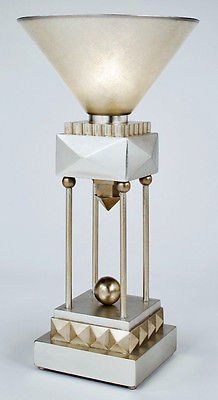 Art Deco Table Lamp 32.5 inches Tall - FineHomeDecor101 More