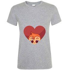 Baby heart póló, több színben