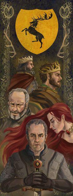 House Baratheon by Alsheim.deviantart.com on @deviantART