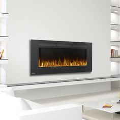 32 Full Size Electric Fireplace INSERT ONLY at Menards For the