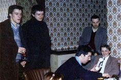This one is rare. Steve, Ian, Peter and Rob