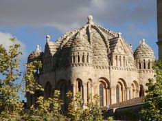 Cimborrio de la Catedral de Zamora por claire