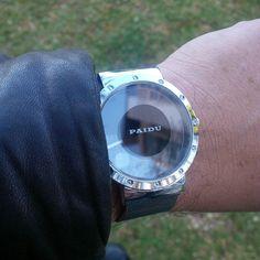 Yet another #Paidu #watch. Better shots to follow... #watchgramm #timepiece  #wristgame #watchporn #wristswag #wristshot #watchfam #wristwatch #watchesofinstagram #dailywatch #watches #watchgeek #watchnerd #style #instadaily #instagood #igers  #TagsForLikes @TagsForLikes #instagood #me  #follow #photooftheday #picoftheday #instadaily #swag #TFLers #fashion #instalike