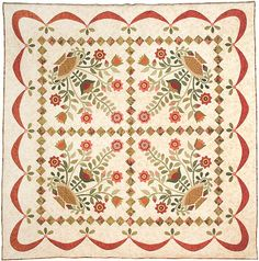 Flowers Forever | The Rabbit Factory | I have this pattern; looove it!